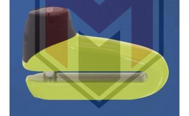 Κλειδαριά δισκόφρενου ABUS 300 κίτρινο