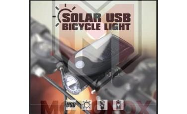 Προβολέας LED με ηλιακή ενέργεια (μαύρος