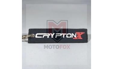 Μπρελόκ Πάνινο 3 X 11.5 Yamaha Crypton-X