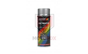 MOTIP Σπρέυ ασημί heat resistant