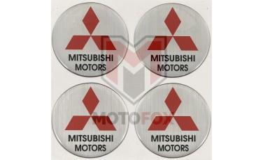 Αυτοκόλλητα για Ζάντες κρυσταλλοποιημένα Mitsubishi