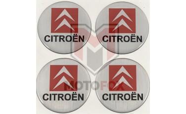 Αυτοκόλλητα για Ζάντες κρυσταλλοποιημένα Citroen