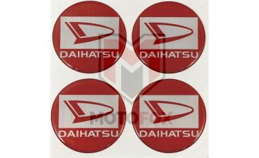 Αυτοκόλλητα για Ζάντες κρυσταλλοποιημένα Daihatsu