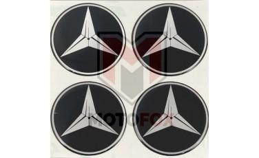 Αυτοκόλλητα για Ζάντες κρυσταλλοποιημένα Mercedes