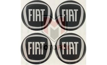 Αυτοκόλλητα για Ζάντες κρυσταλλοποιημένα Fiat