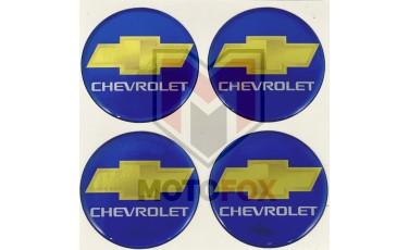Αυτοκόλλητα για Ζάντες κρυσταλλοποιημένα Chevrolet