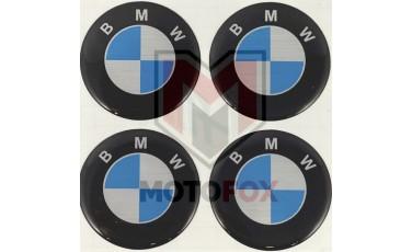 Αυτοκόλλητα για Ζάντες κρυσταλλοποιημένα BMW