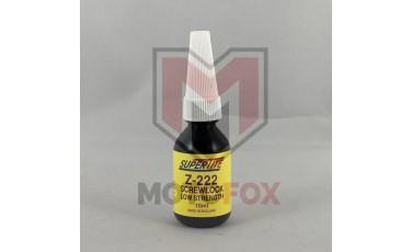 Κόλλα σπειρωμάτων για μπουλόνια,παξιμάδια και βίδες Supertite Z-222 thread locker low strenght