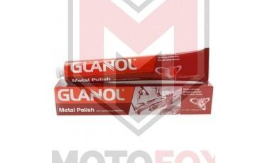 Αλοιφή για χρώμια και ανοξείδωτα Glanol Metal polish