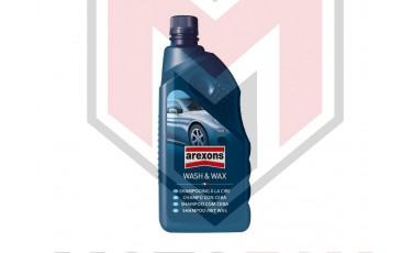 Arexons WASH & WAX Σαμπουάν Πλυσίματος με Κερί
