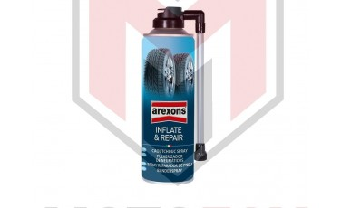 Arexons INFLATE & REPAIR Αφρός Επισκευής Ελαστικών FAST