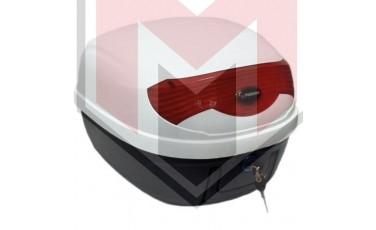 Μπαγκαζιέρα Λευκή 29L E35