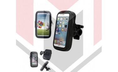 Ανθεκτική βάση κινητού για ποδήλατο / μηχανή