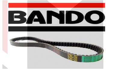 Ιμάντας κίνησης XCITING 250 BANDO JAPAN