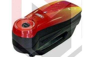 Κλειδαριά Δίσκου ABUS AB7000Rs1 Sonic Red με συναγερμό