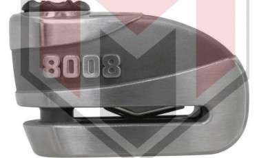 Κλειδαριά Δίσκου ABUS AB8008 Detecto με συναγερμό