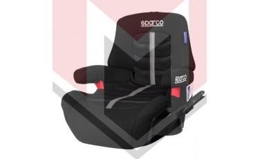 Παιδικό Κάθισμα αυτοκινήτου SPARCO μαύρο/γκρι(μέγιστο βάρος 36 KG) SPRO 900IGR