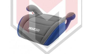 Παιδικό Κάθισμα αυτοκινήτου SPARCO Γκρι/Μπλε Κατασκευή απο Πλαστικό/Πολυεστέρα(μέγιστο βάρος 36 KG) SPRO 100KGR