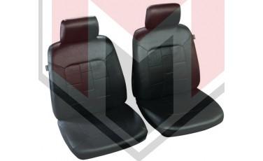 Κάλυμμα Σαλονιού Αυτοκινήτου (κομπλε Σετ μπροστά/πίσω) Χρώμα μαύρ (MMT A048 191380)