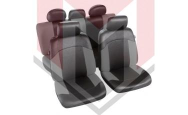 Κάλυμμα Σαλονιού Αυτοκινήτου (κομπλε Σετ μπροστά/πίσω) Χρώμα μαύρο/γκρι ( MMT A048 223250)
