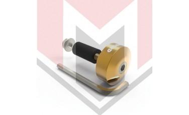 Αντίβαρα τιμονιού Oxford,χρυσό για τιμόνι αλουμινίου (OX592)