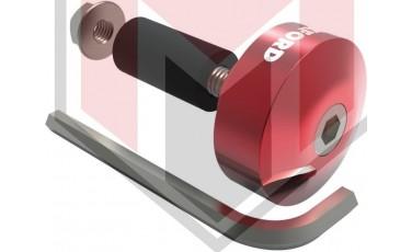 Αντίβαρα τιμονιού Oxford,κόκκινο για τιμόνι αλουμινίου (OX590)