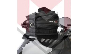 Τσάντα Ρεζερβουάρ(tank bag) Oxford M15R,χωρητικότητας 15Lt Μαύρο (OL221)