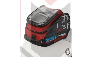 Τσάντα Ρεζερβουάρ(tank bag) Oxford X4,χωρητικότητας 4Lt Κόκκινο (OL276)