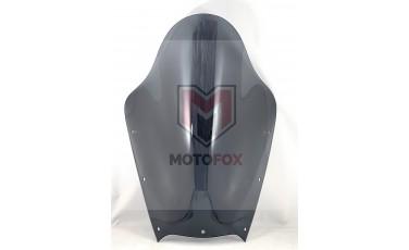 Ζελατινα 50% Φιμέ Yamaha TDM 900 Double Bubble Racing Υ:42cm / Π:40cm