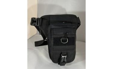Τσάντα ώμου μαύρη 176