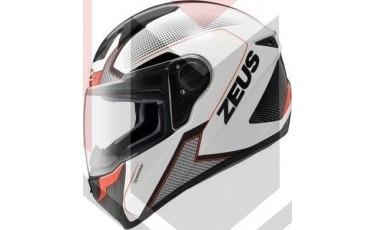 ZEUS ZS-811 Λευκό-Μαύρο