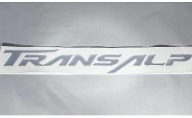 Αυτοκόλλητο Transalp κρυσταλλοποιημένο 4.5Χ34