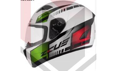 Zeus ZS-810A Άσπρο - Πράσινο