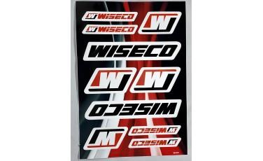 Αυτοκόλλητο Καρτέλα Wiseco 21 X30